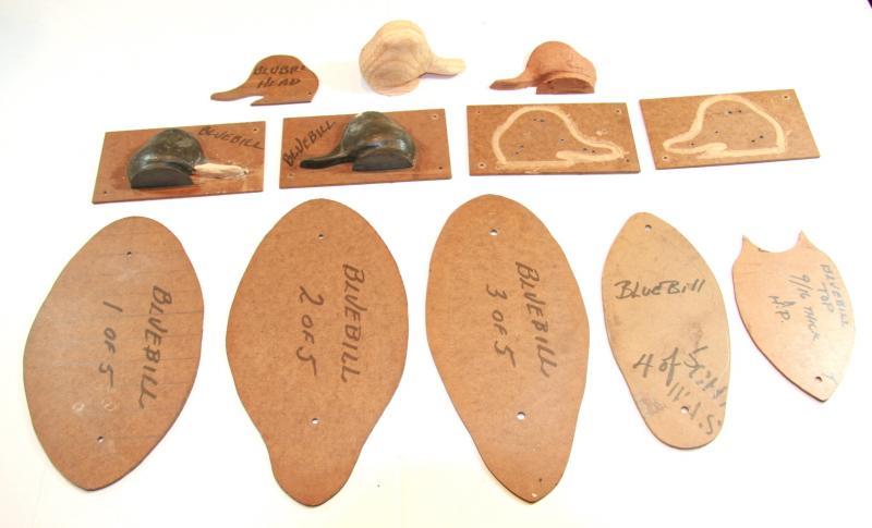 Decoy products dux antique vintage and